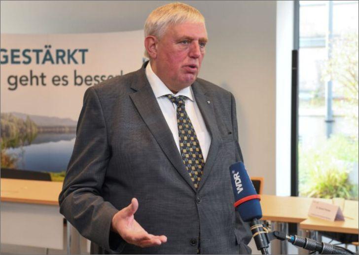 Pressekonferenz am  13.10.2020 im Ministerium